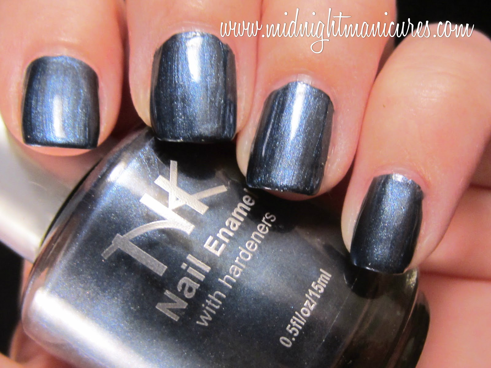 NK Nail Enamel | Midnight Manicures