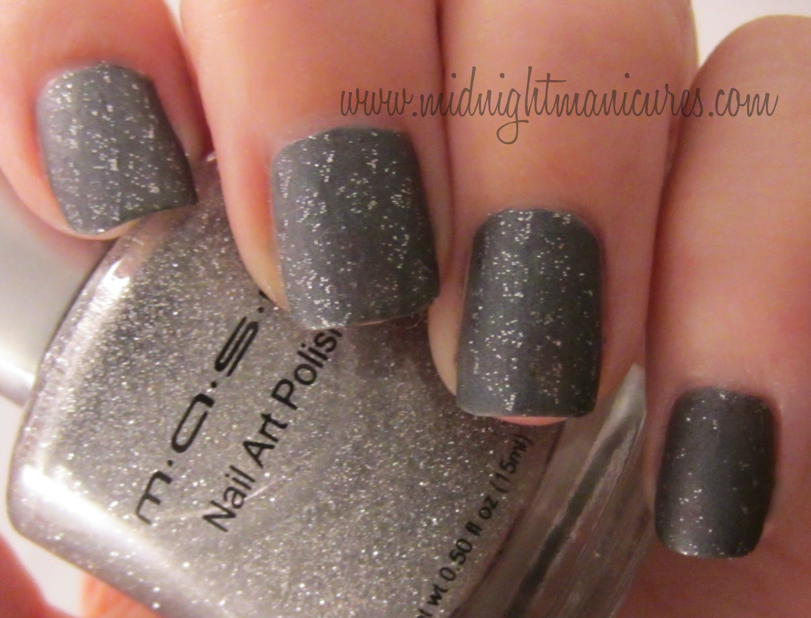 MASH Nail Art Polish, 2012 Plates and Other Accessories | Midnight ...