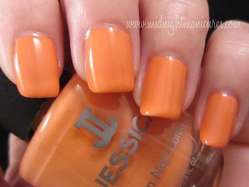 Jessica cosmetics gelato mio summer 2012 nail colours - Dreamz salon and spa ...